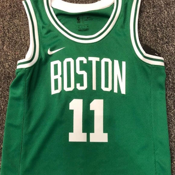 ead385921 Nike Kyrie Irving Boston Celtics Swingman Jersey